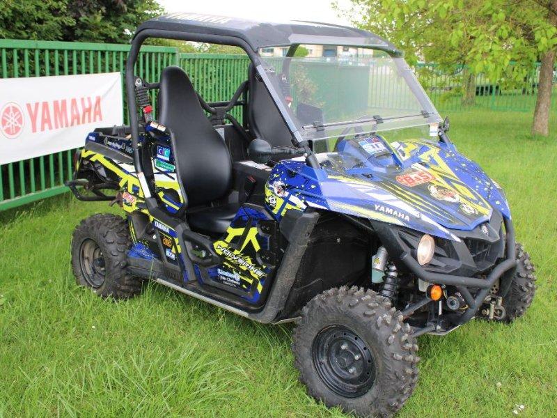 ATV & Quad типа Yamaha YXE 700 WOLVERINE EPS R-SPEC, Gebrauchtmaschine в BETON BAZOCHES (Фотография 1)