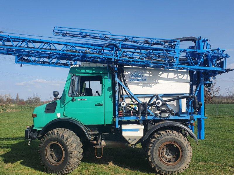 Aufbauspritze des Typs AGRIO TIGER 2530, Gebrauchtmaschine in Welver (Bild 1)