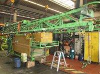 Dammann Typ P 0030 // 27 m  3000 Ltr. szántóföldi permetező