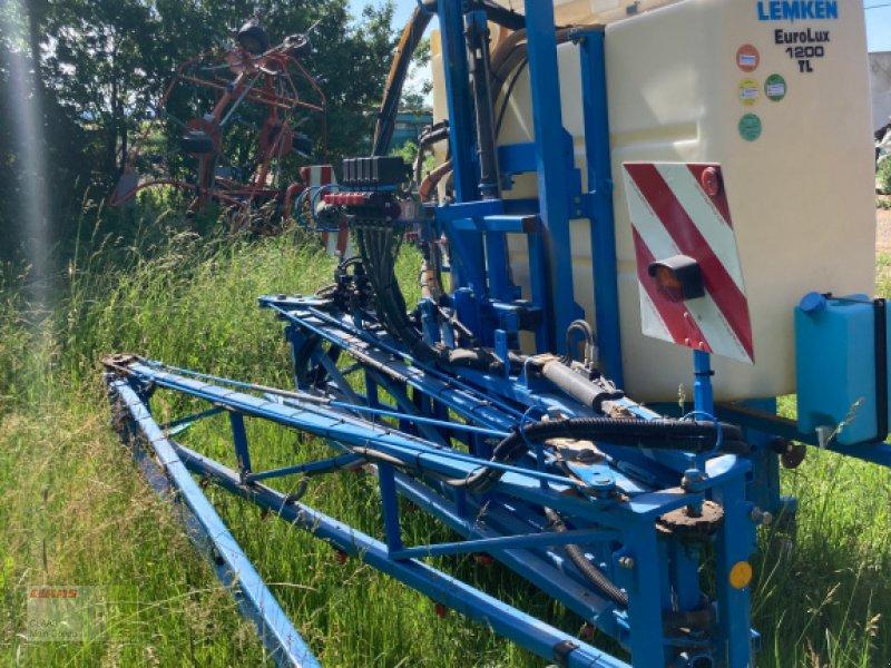 Aufbauspritze des Typs Lemken Eurolux TL 1200, Gebrauchtmaschine in Heilsbronn (Bild 2)
