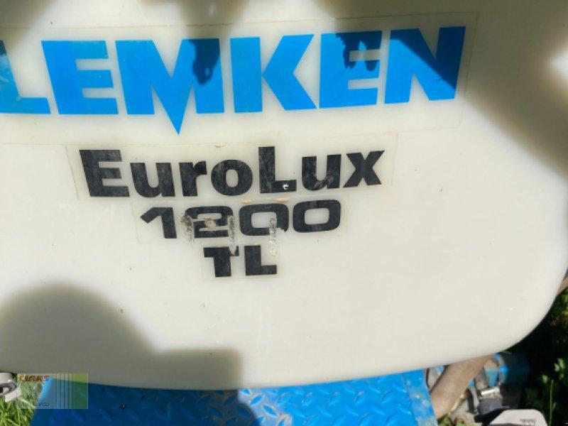 Aufbauspritze des Typs Lemken Eurolux TL 1200, Gebrauchtmaschine in Heilsbronn (Bild 4)