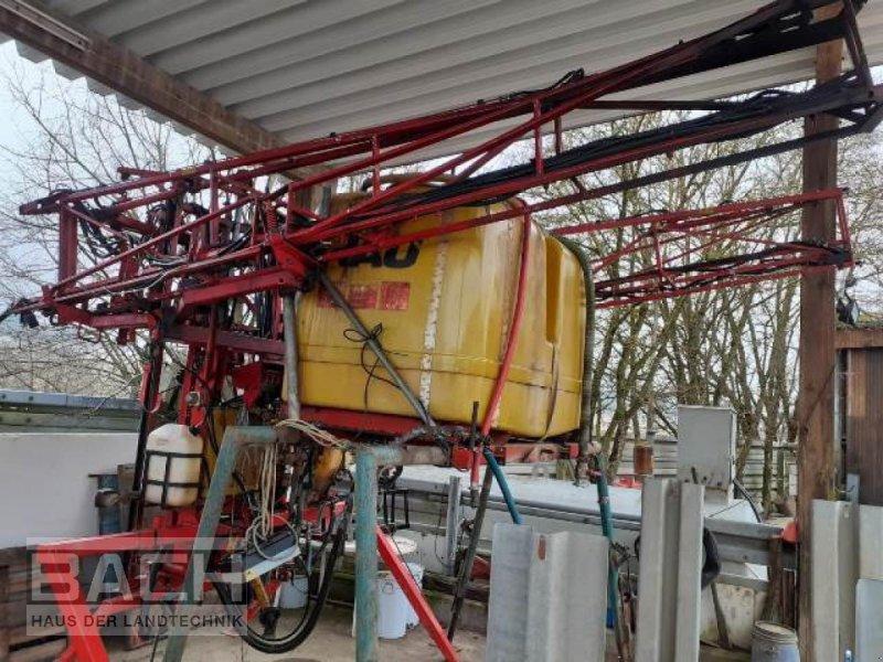 Aufbauspritze des Typs Rau 1800L, Gebrauchtmaschine in Boxberg-Seehof (Bild 1)