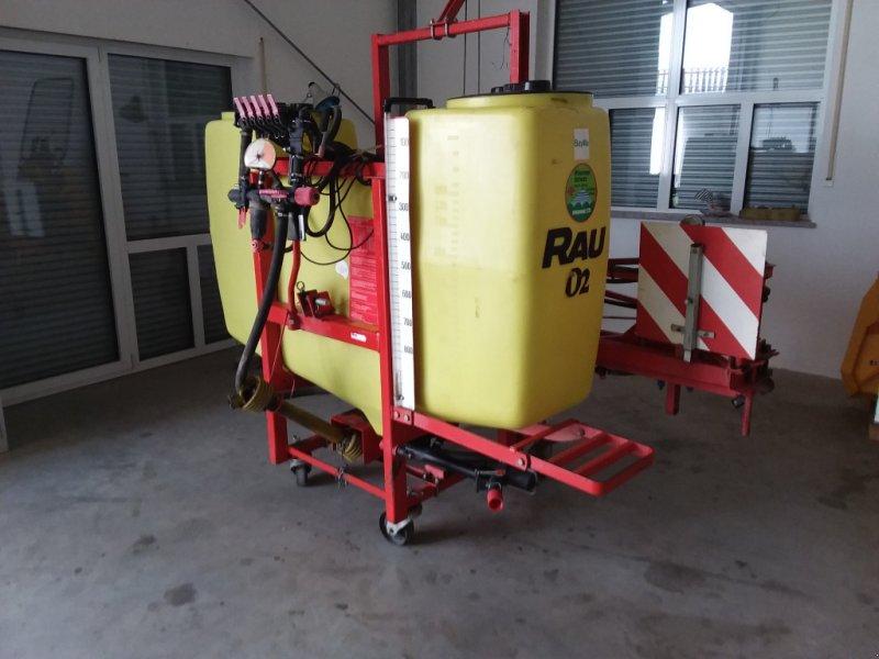 Aufbauspritze des Typs Rau D2 800l, Gebrauchtmaschine in Affing (Bild 2)