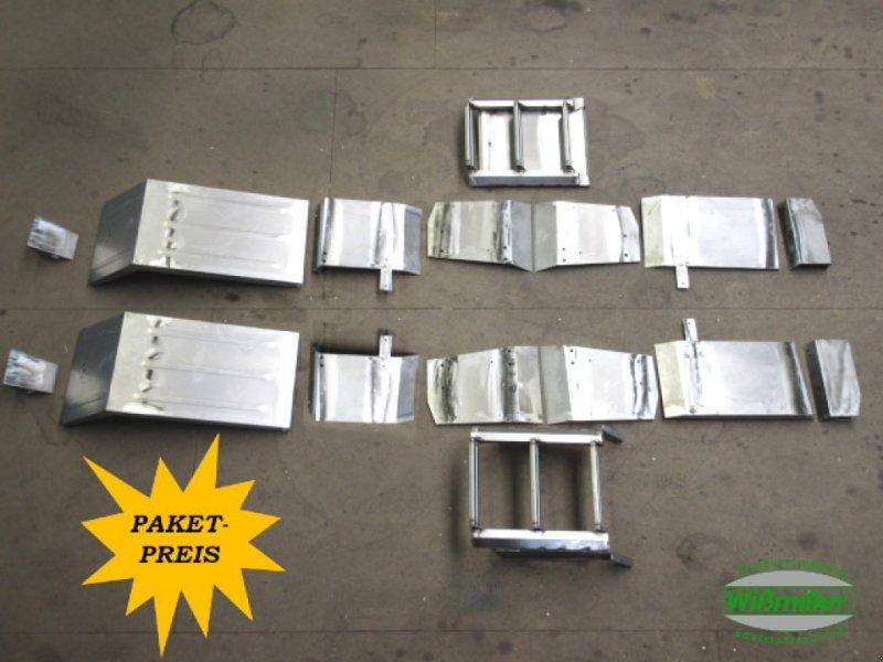 Wißmiller Kotflügelsatz MB Trac 1300 1500 1600 1800 Aufbauten