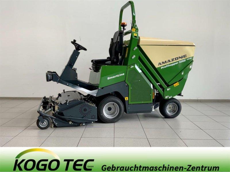 Aufsitzmäher des Typs Amazone Profihopper PH 1250 4WDi, Gebrauchtmaschine in Neubeckum (Bild 1)
