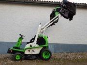 Etesia Hydro 124 D Traktorki ogrodowe
