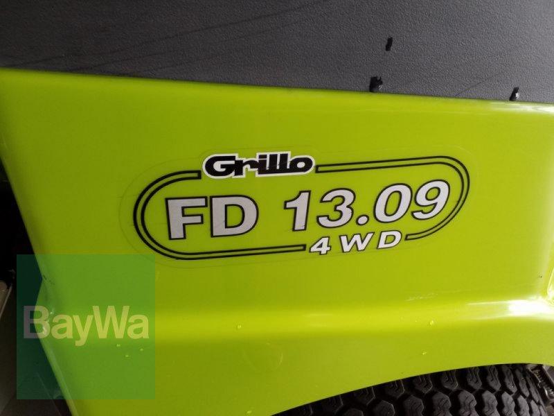 Aufsitzmäher des Typs Grillo FD 13.09, Gebrauchtmaschine in Bamberg (Bild 15)
