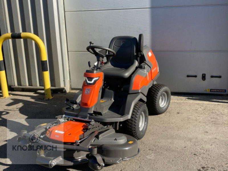 Aufsitzmäher a típus Husqvarna Rider 420TsX AWD, Neumaschine ekkor: Immendingen (Kép 1)