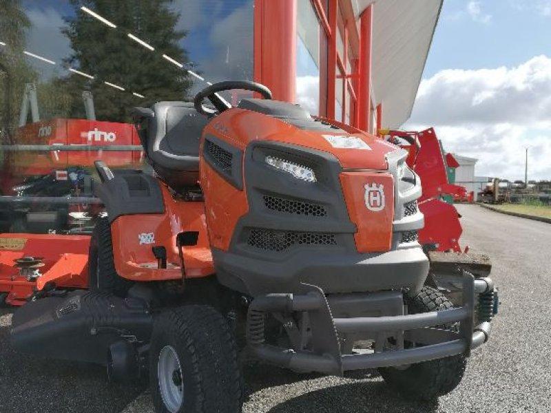 Aufsitzmäher типа Husqvarna TS346, Gebrauchtmaschine в LIMOGES (Фотография 1)