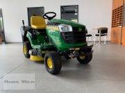 John Deere X146R Самоходная газонокосилка