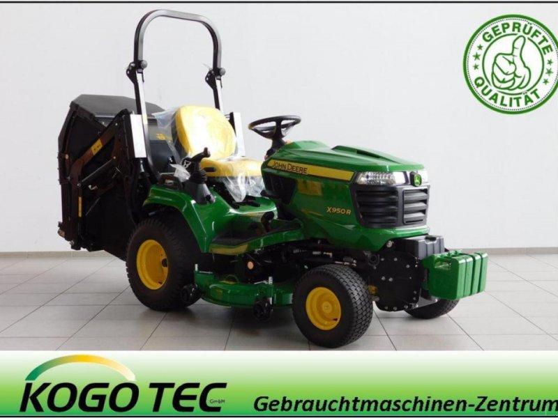 Aufsitzmäher des Typs John Deere X950R - Hochentleerung, Neumaschine in Neubeckum (Bild 1)