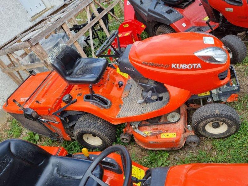 Aufsitzmäher типа Kubota GR 1600 2, Gebrauchtmaschine в LIMOGES (Фотография 1)