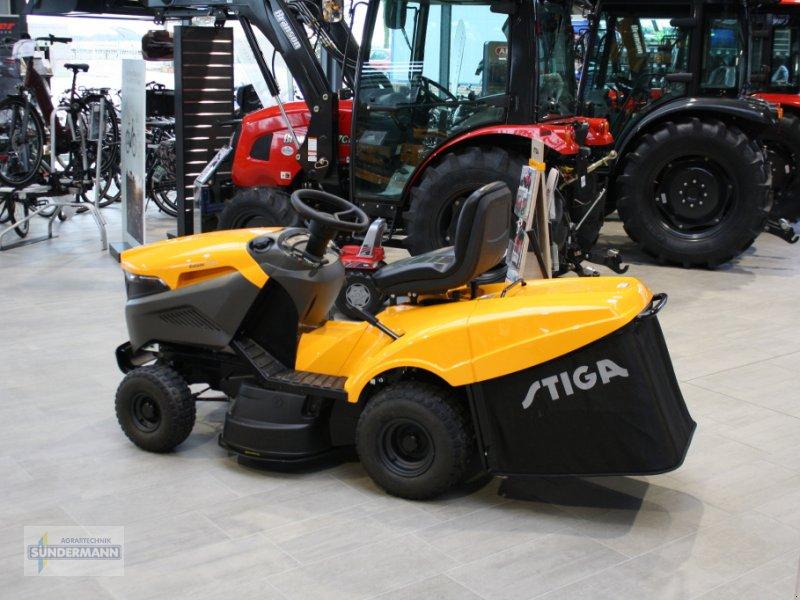 Aufsitzmäher des Typs Stiga Estate 4092H, Neumaschine in Bassum (Bild 1)