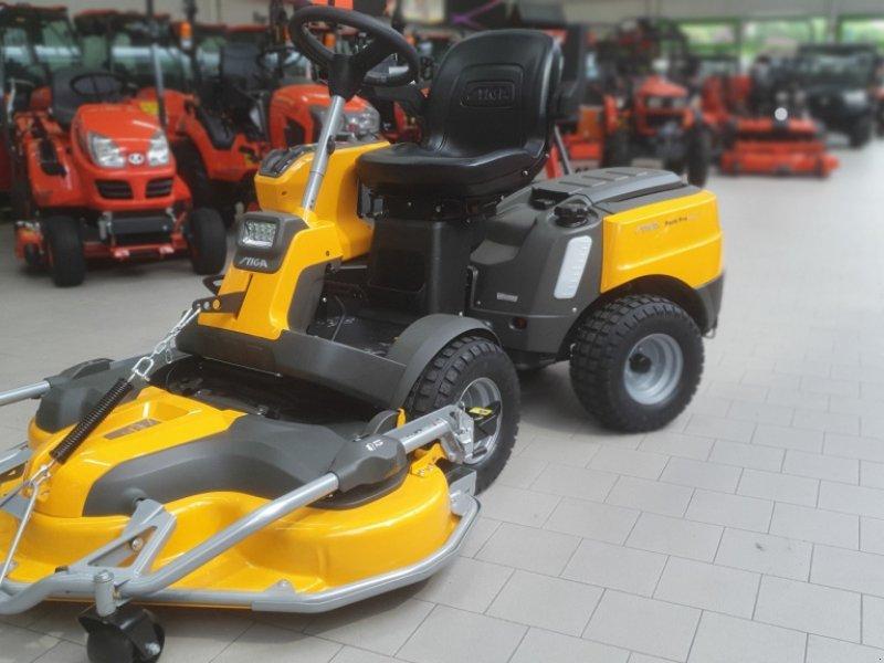 Aufsitzmäher des Typs Stiga Park Pro 340 IX Allrad, Neumaschine in Olpe (Bild 1)