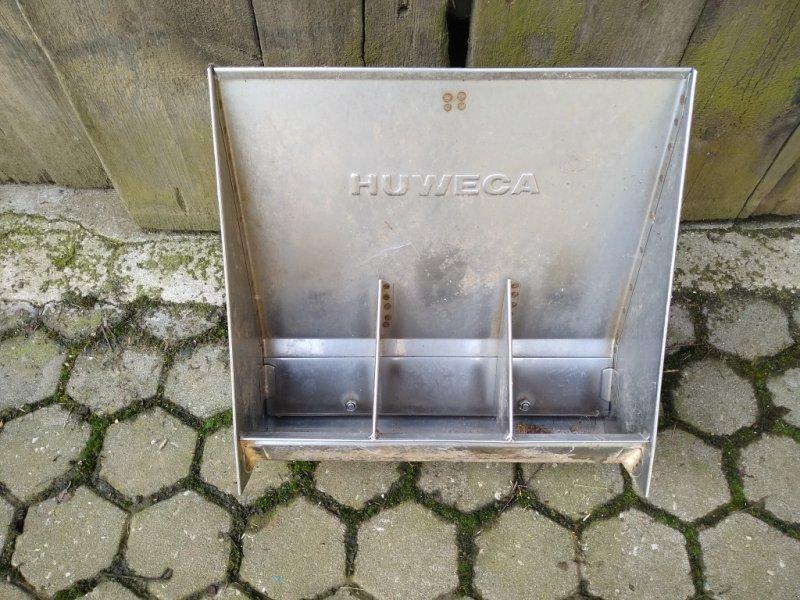 Aufstallung a típus Huweca Ferkelfutterautomat 3 Fressplätze, Gebrauchtmaschine ekkor: Burgsalach (Kép 1)