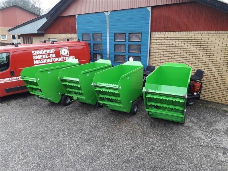 Aufstallung типа L-Tec kl truck stort rerservedels lager for KL Trucks, Gebrauchtmaschine в Suldrup (Фотография 1)