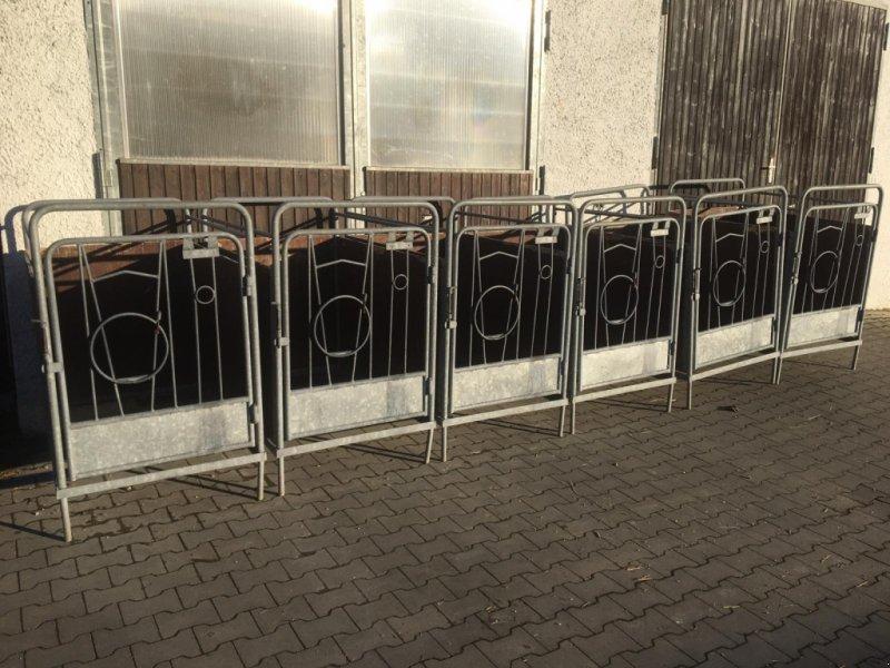 Aufstallung типа Sonstige Kälberboxen, Gebrauchtmaschine в Etzenbach (Фотография 1)