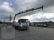 Autokran типа Iveco ML 120 E offene Pritsche mit Ladekran PK 9501 / PALFINGER, Gebrauchtmaschine в Leutkirch