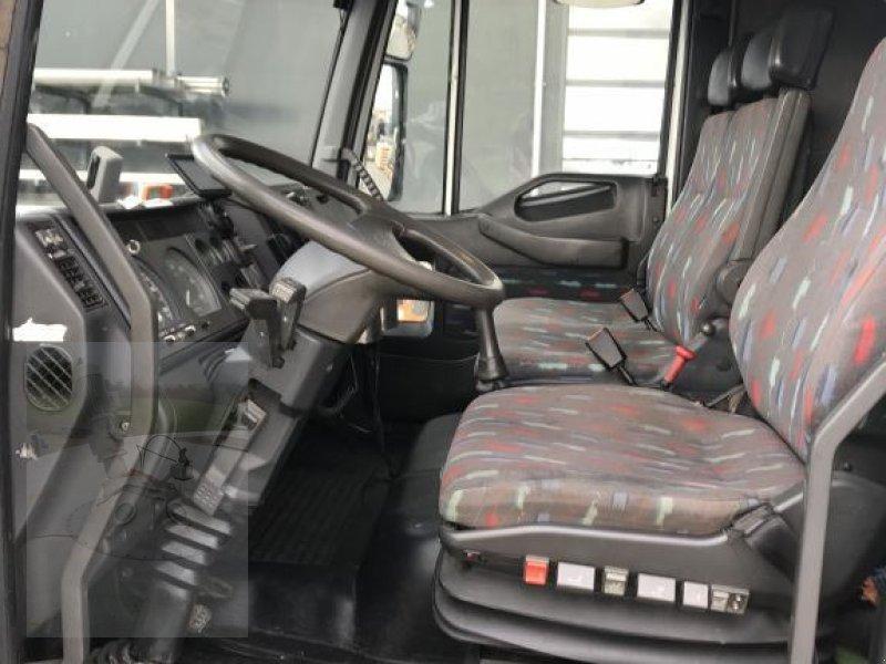Autokran типа Iveco ML 120 E offene Pritsche mit Ladekran PK 9501 | PALFINGER, Gebrauchtmaschine в Leutkirch (Фотография 11)