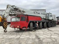 Liebherr LTM1160 Autokran