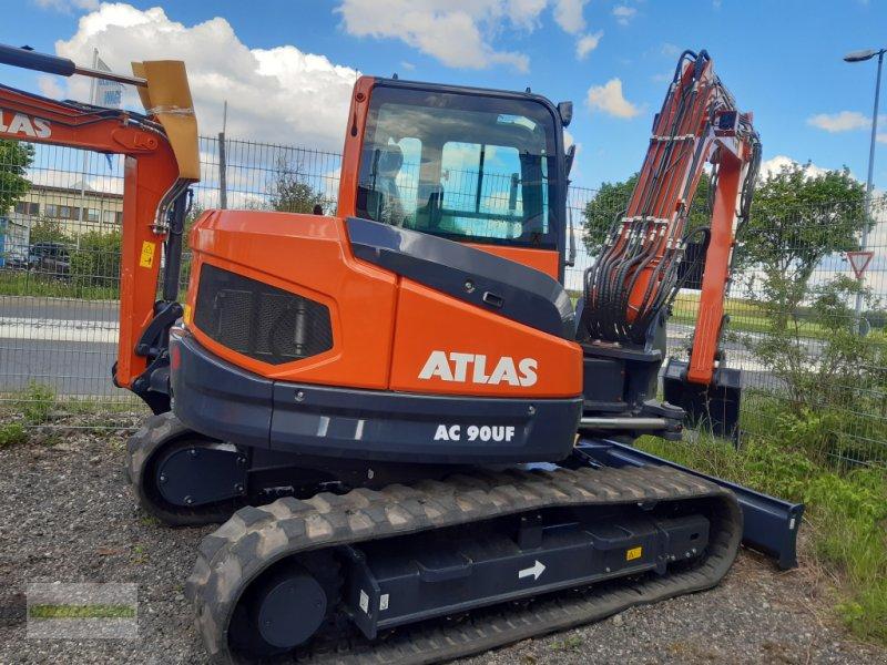 Bagger типа Atlas 9 to, Neumaschine в Donnersdorf (Фотография 1)