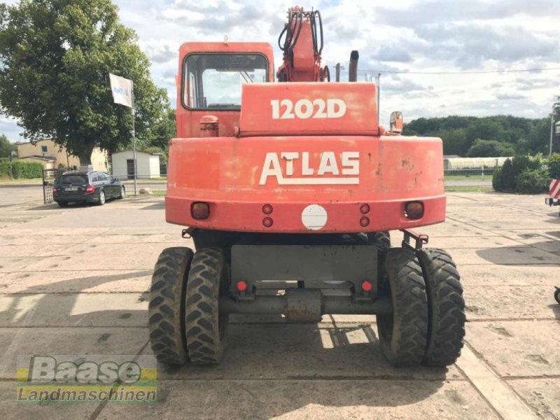 Bagger des Typs Atlas AB 1202 D, Gebrauchtmaschine in Holthof (Bild 5)
