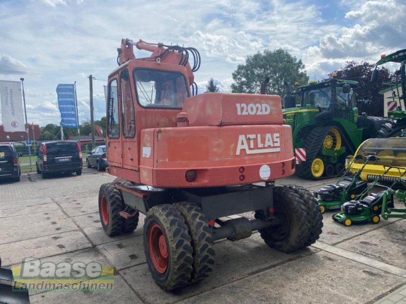Bagger des Typs Atlas AB 1202 D, Gebrauchtmaschine in Holthof (Bild 3)