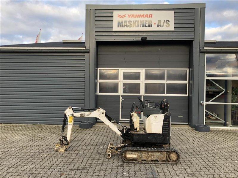Bagger typu Bobcat E 10, Gebrauchtmaschine w Slagelse (Zdjęcie 1)