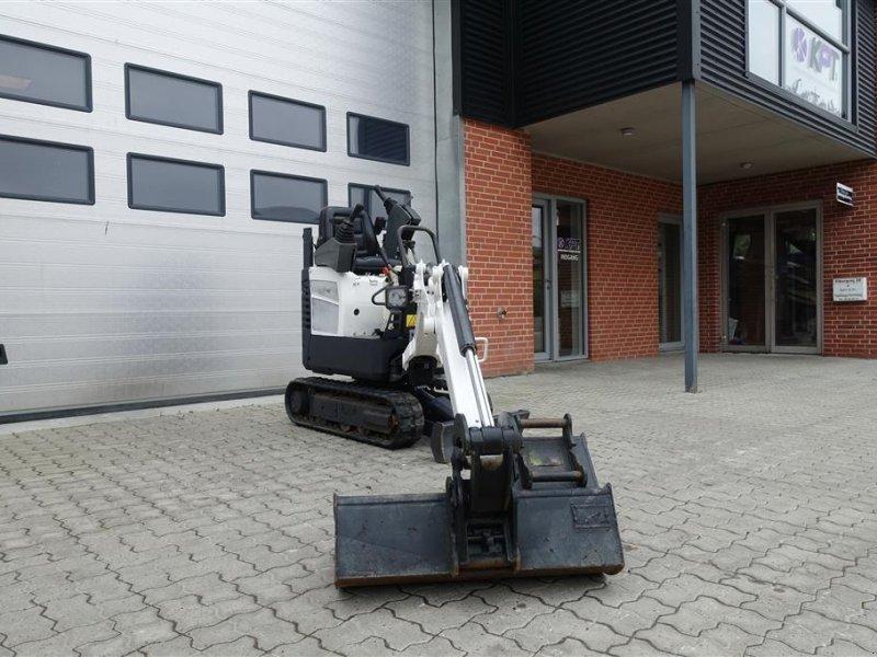 Bagger a típus Bobcat E 10, Gebrauchtmaschine ekkor: Skive (Kép 1)