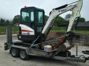 Bobcat E26 inkl. Anhänger/4xLöffel Bagger