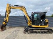 Bagger typu CAT 308D m/ Engcon tiltrotator, Gebrauchtmaschine w Horsens