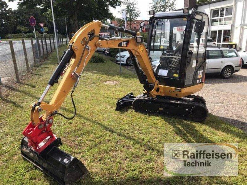 Bagger des Typs Caterpillar 301.7D, Vorführmaschine in Bad Oldesloe (Bild 1)