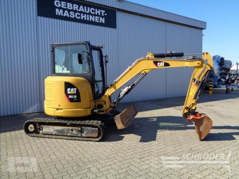 Bagger des Typs Caterpillar 303.5 ECR, Gebrauchtmaschine in Ahlerstedt (Bild 1)