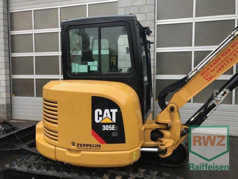 Bagger des Typs Caterpillar 305E2CR, Vorführmaschine in Prüm (Bild 10)