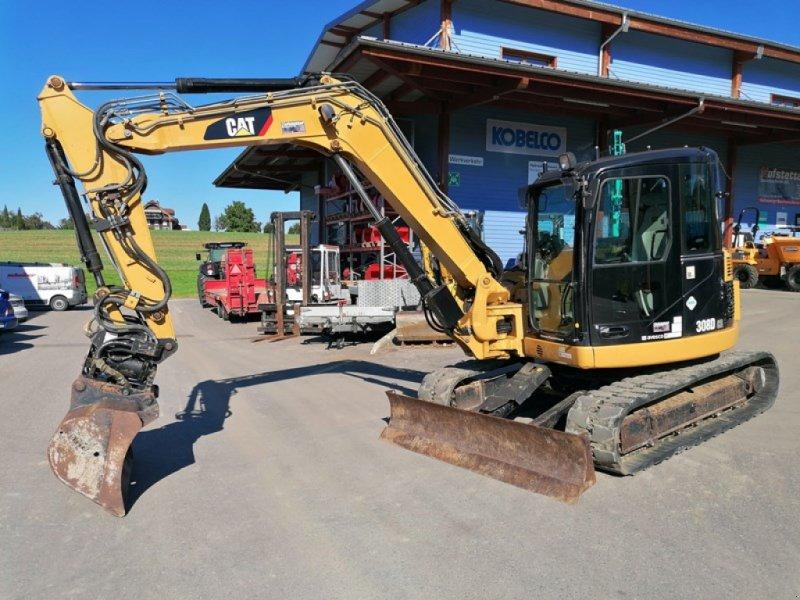 Bagger типа Caterpillar 308D, Gebrauchtmaschine в Ettiswil (Фотография 1)