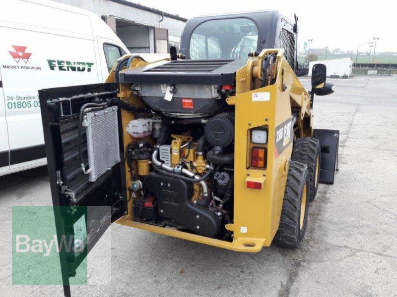 Bagger des Typs Caterpillar CAT 236 D KOMPAKTLADER, Neumaschine in Niedercunnersdorf (Bild 5)