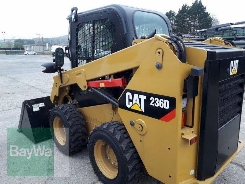 Bagger des Typs Caterpillar CAT 236 D KOMPAKTLADER, Neumaschine in Niedercunnersdorf (Bild 2)