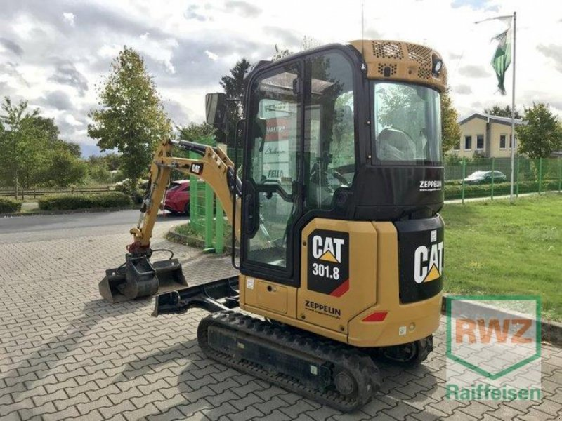 Bagger des Typs Caterpillar CAT 301.8, Vorführmaschine in Rommerskirchen (Bild 1)