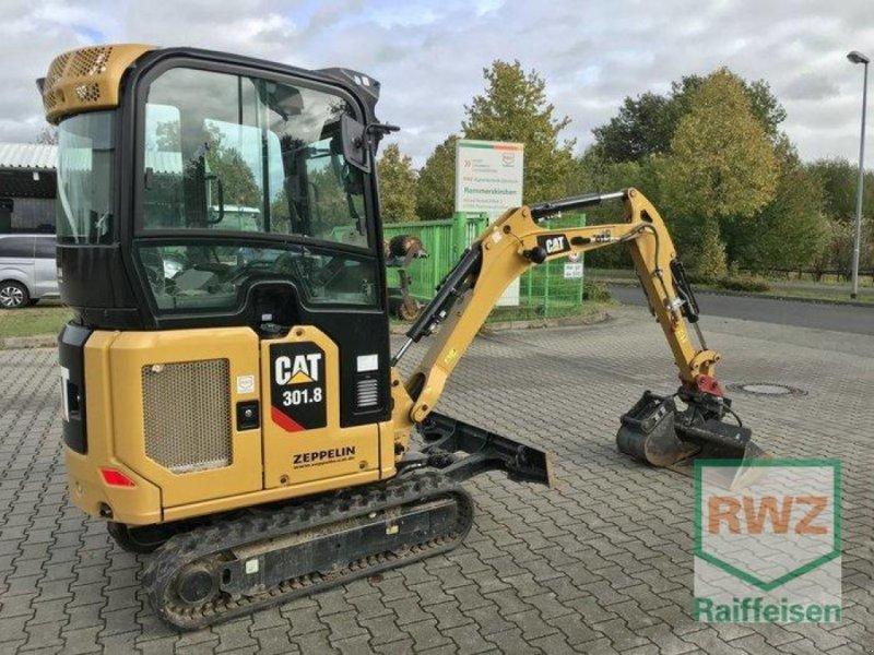 Bagger des Typs Caterpillar CAT 301.8, Vorführmaschine in Rommerskirchen (Bild 7)