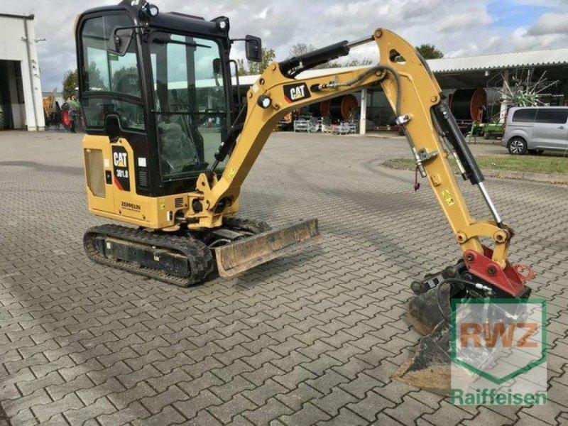 Bagger des Typs Caterpillar CAT 301.8, Vorführmaschine in Rommerskirchen (Bild 4)