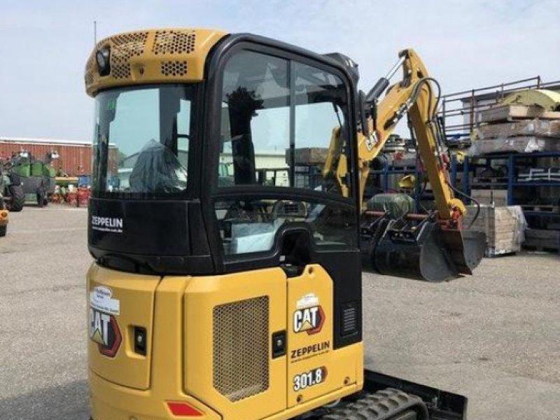 Bagger des Typs Caterpillar Minibagger 301.8, Vorführmaschine in Bad Oldesloe (Bild 3)