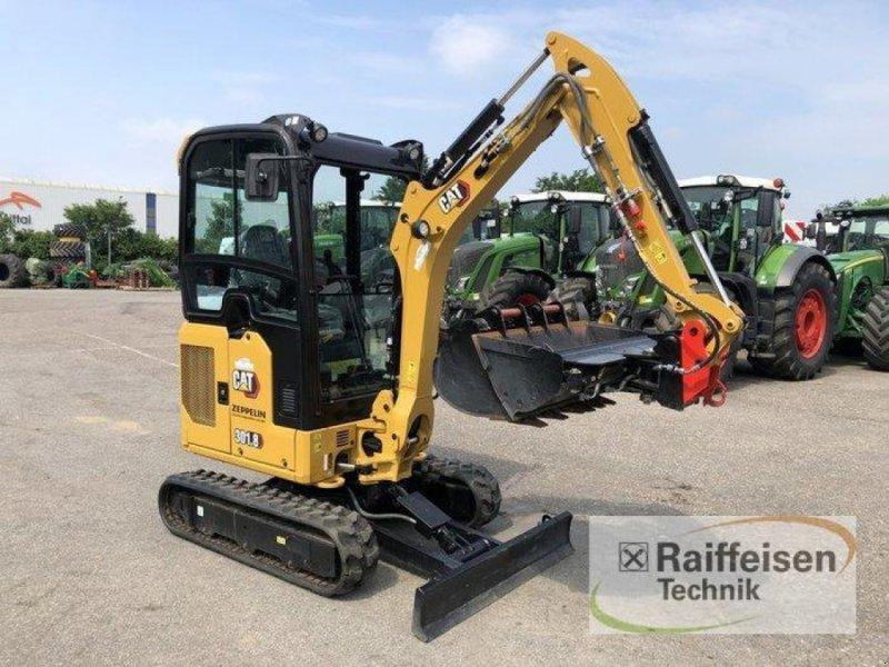 Bagger a típus Caterpillar Minibagger 301.8, Vorführmaschine ekkor: Bad Oldesloe (Kép 1)