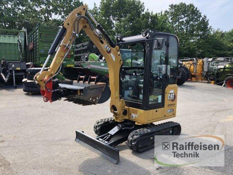 Bagger des Typs Caterpillar Minibagger 301.8, Vorführmaschine in Bad Oldesloe (Bild 7)
