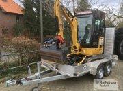 Bagger des Typs Caterpillar Mobilbagger 301.6-, Gebrauchtmaschine in Edemissen