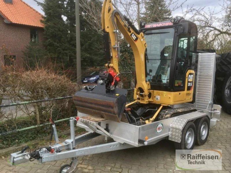 Bagger des Typs Caterpillar Mobilbagger 301.6-, Gebrauchtmaschine in Edemissen (Bild 1)