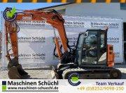 Bagger des Typs Hitachi Midi Bagger ZX 85 USB-5A Verstellausleger!, Gebrauchtmaschine in Schrobenhausen