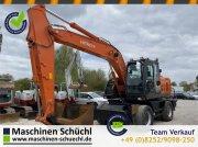 Bagger типа Hitachi ZX 170 W-3 Mobilbagger, Gebrauchtmaschine в Schrobenhausen