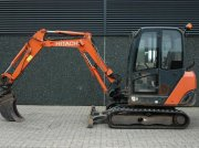 Hitachi ZX27-3 Powertilt og S40 hydraulisk skifte Koparka