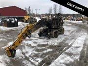 Bagger типа Hydrema MX 16 Rail dismantled: parts, Gebrauchtmaschine в Linköping