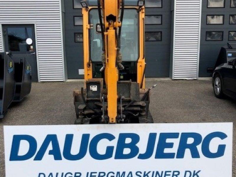 Bagger типа Hyundai R16-9, Gebrauchtmaschine в Viborg (Фотография 1)